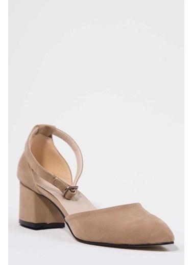 Gob London Ayakkabı Vizon